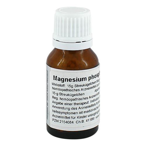 Magnesium phosphoricum C 30 Globuli - 1
