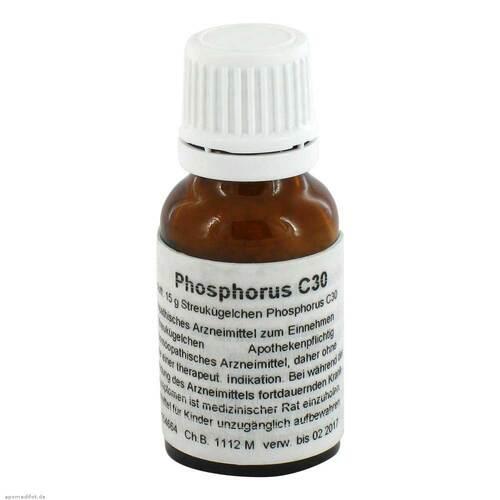 Phosphorus C 30 Globuli - 1