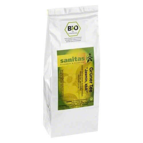 Grüner Tee Jasmin kbA - 1