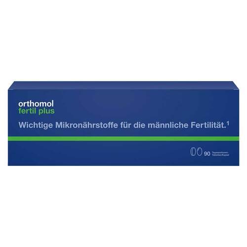 Orthomol Fertil Plus Kapseln - 1