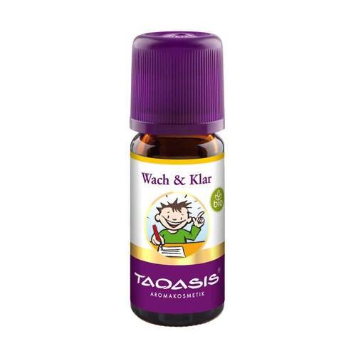 Wach & Klar Öl Bio - 1