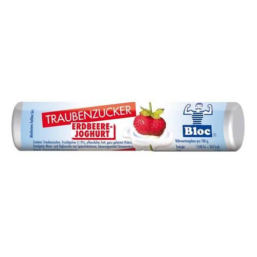 Bloc Traubenzucker Erdbeere-Joghurt Rolle - 1