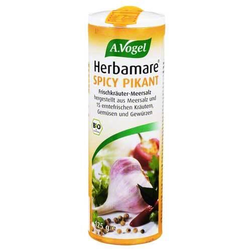 Herbamare Spicy A. Vogel Salz - 1