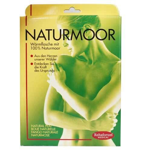 Naturmoor Wärmflasche - 1