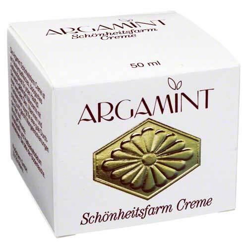 Argamint Schönheitsfarm-Creme - 1