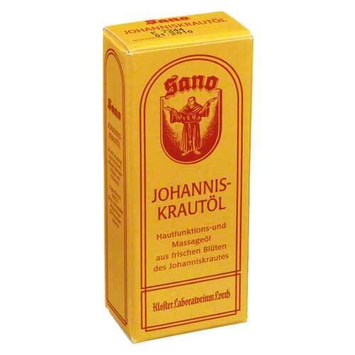 Sano Johanniskrautöl - 1