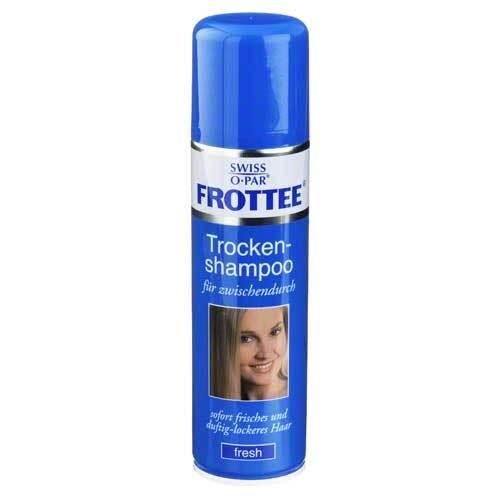 Trockenshampoo Frottee Swiss O Par Spray - 1