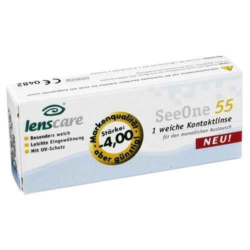 Lenscare Seeone 55 -4,00 Dio - 1