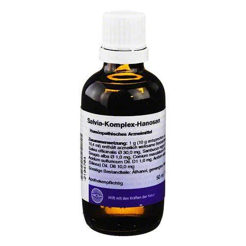 Salvia Komplex - 1