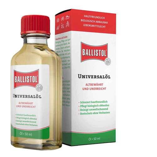 Ballistol Universalöl flüssig - 1