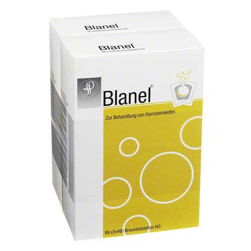 Blanel Brausetabletten - 1