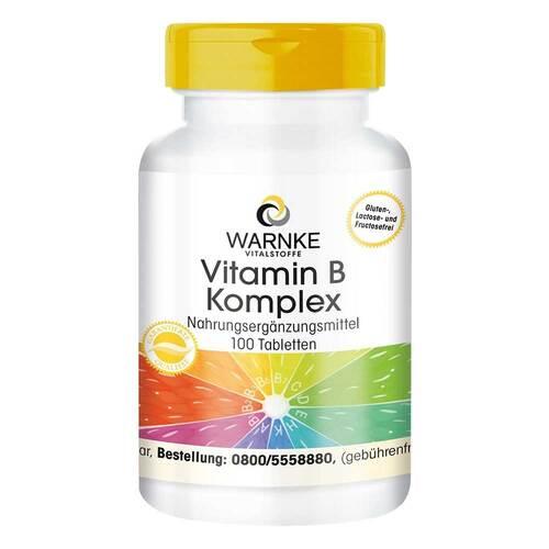 Vitamin B Komplex Tabletten - 1
