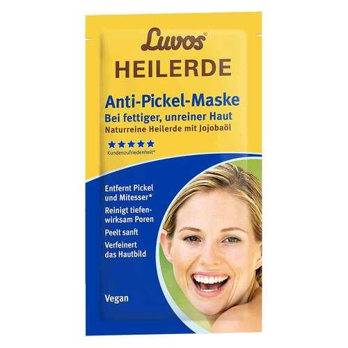 Luvos Heilerde Gesichtsmaske - 1