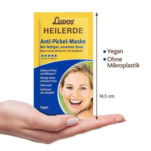 Luvos Heilerde Gesichtsmaske - 3