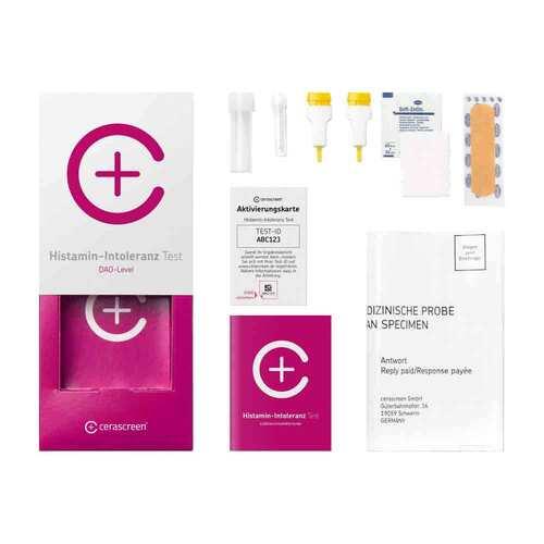 Cerascreen Histamin-Intoleranz Testkit - 2