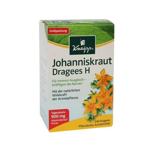 Kneipp Johanniskraut Dragees H - 1