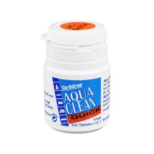 Aqua Clean T 1 Quick Tabletten - 1