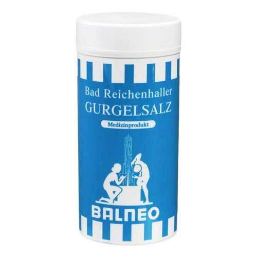 Bad Reichenhaller Gurgel und I - 1