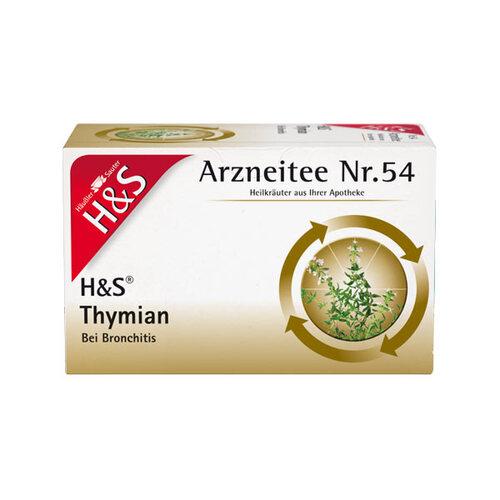 H&S Thymian Filterbeutel - 1