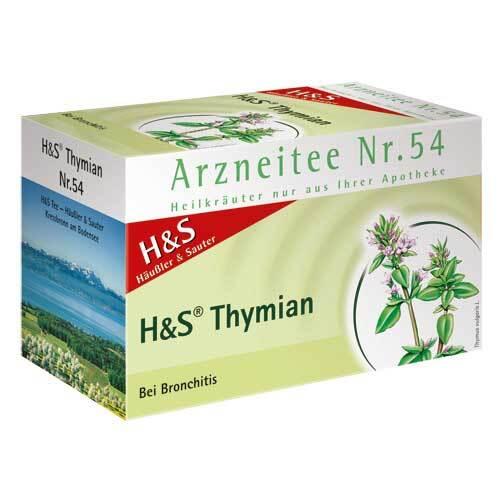 H&S Thymian Filterbeutel - 2