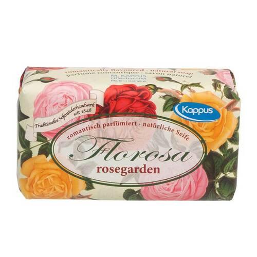 Kappus Florosa Rosegarden Seife - 1