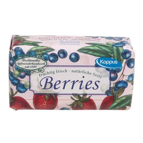 Kappus Florosa Berries Seife - 1