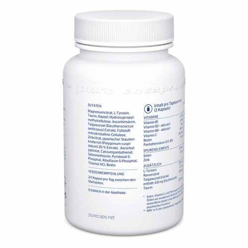 Pure Encapsulations Anti-Stress Pure 365 Kapseln - 3