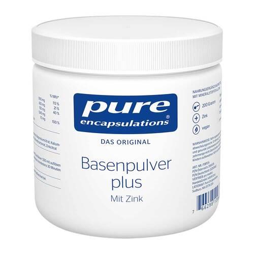 Pure Encapsulations Basenpulver plus  - 1