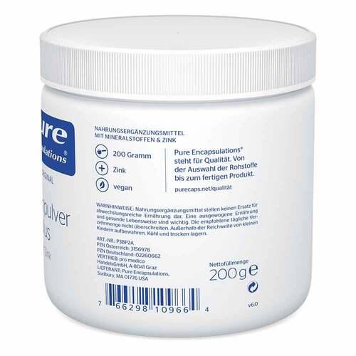 Pure Encapsulations Basenpulver plus  - 2