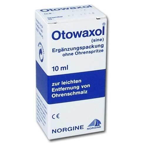 Otowaxol sine Lösung - 1