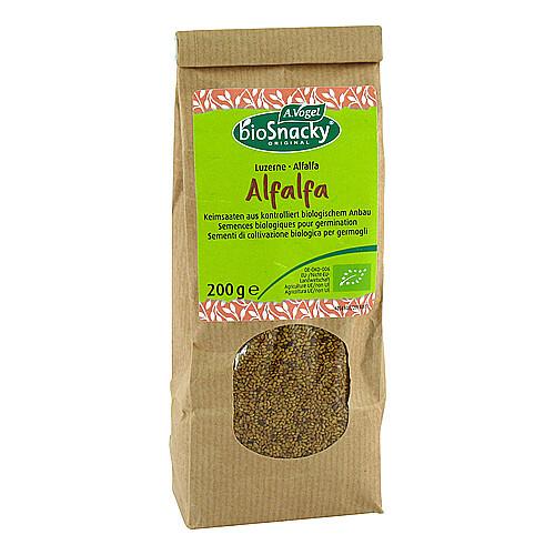 Biosnacky Sprossensamen Alfalfa - 1