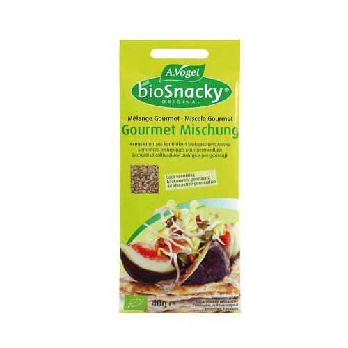 Biosnacky Gourmet Sprossenmischungsamen - 1