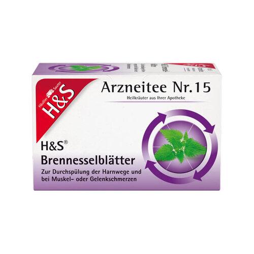 H&S Brennesselblättertee Filterbeutel - 1