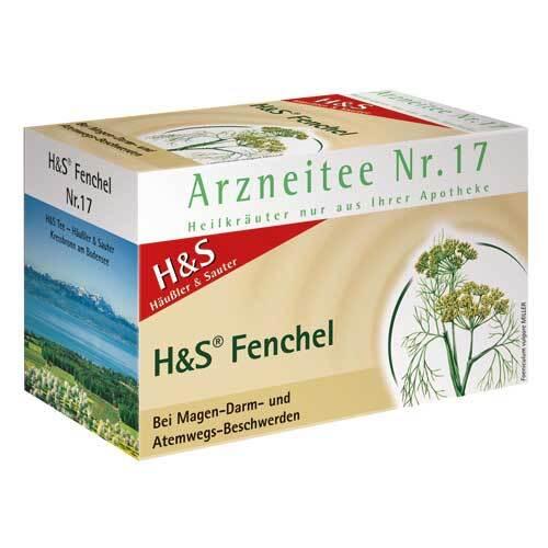 H&S Fencheltee ungemischt Filterbeutel - 2