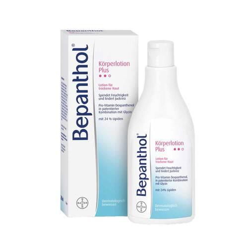 Bepanthol Körperlotion Plus - 1