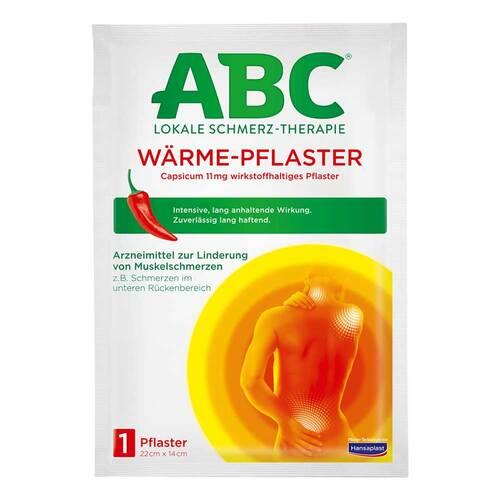 ABC Wärme Pflaster Capsicum - 1