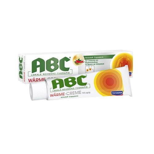 ABC Wärme Creme Capsicum - 1