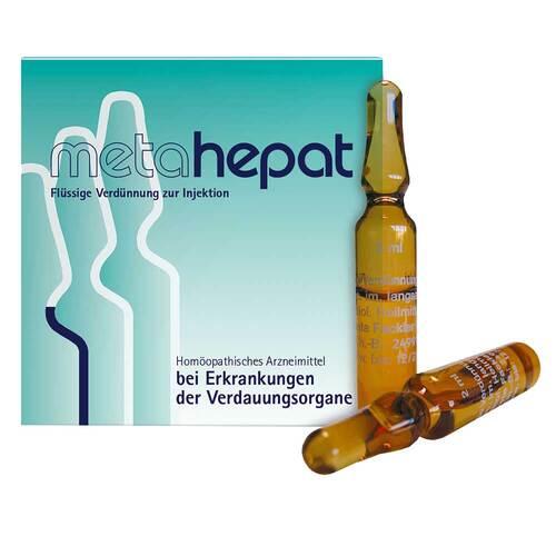 Metahepat Injektionslösung - 1