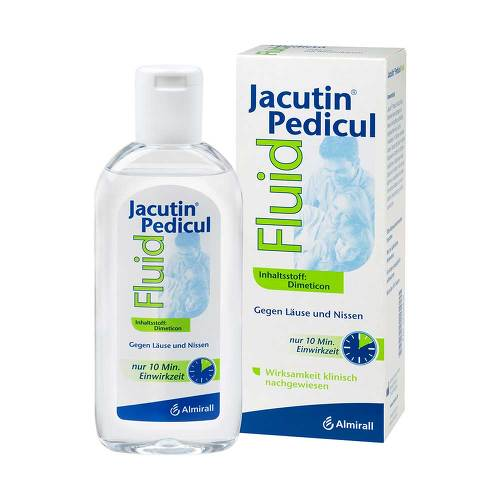 Jacutin Pedicul Fluid - 1