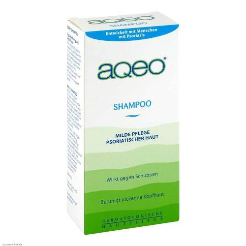 Aqeo Shampoo - 1