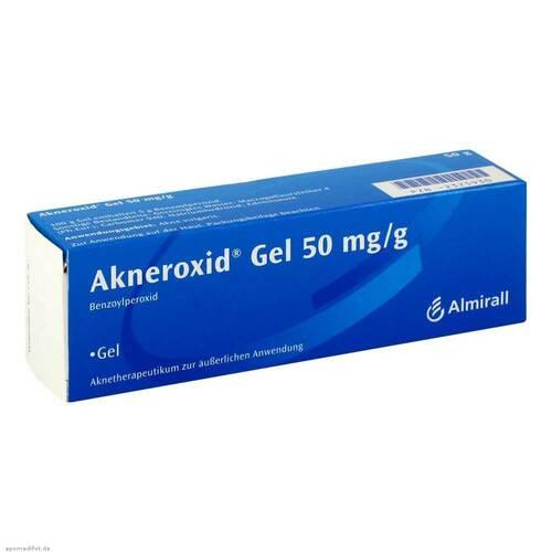 Akneroxid 5 Gel - 1