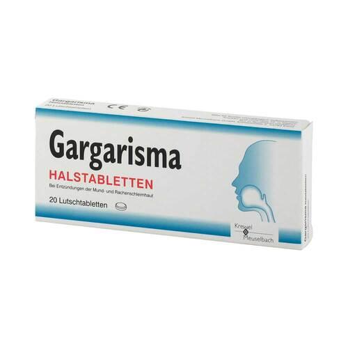 Gargarisma Halstabletten - 1