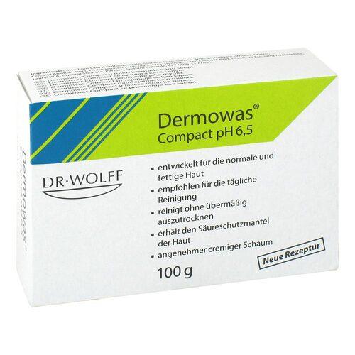Dermowas compact Seife - 1