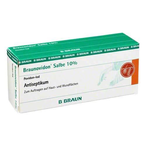 Braunovidon Salbe - 1