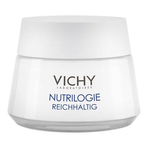 Vichy Nutrilogie Reichhaltige Tagespflege für extrem trockene Haut - 1