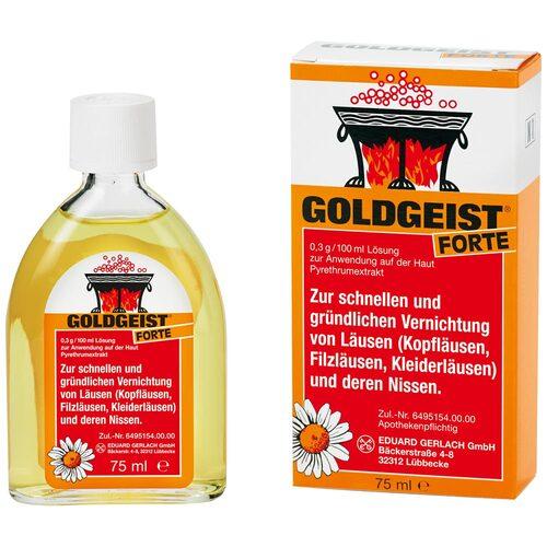 Goldgeist forte flüssig - 1