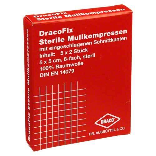 Dracofix Peel Kompressen ste - 1