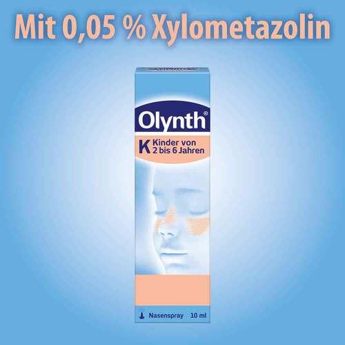Olynth 0,05% für Kinder Nasendosierspray - 2