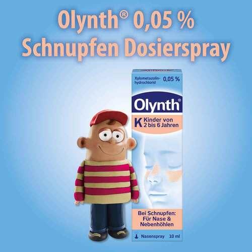 Olynth 0,05% für Kinder Nasendosierspray - 3