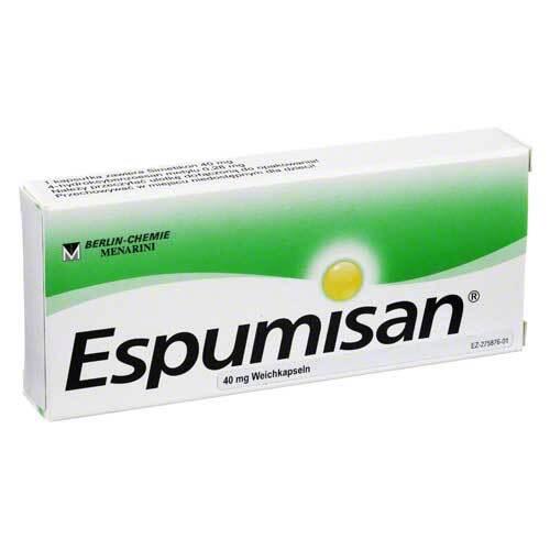 Espumisan 40 mg Weichkapseln - 1